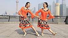 阿文贝贝广场舞:我来自草原
