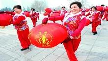 北京加州广场舞 欢乐的海洋