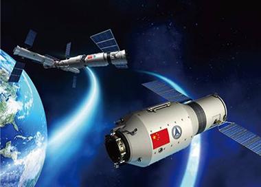 """天宫二号大事记:创造中国航天多个""""首次"""""""