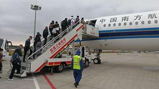 国内客运航班逐步恢复