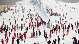 春节逢冬奥 冰雪游升温