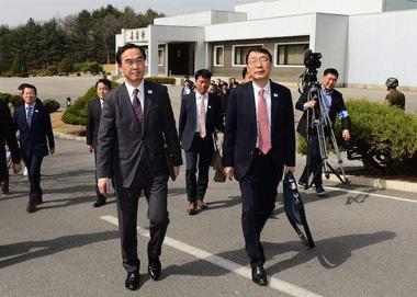 朝韩首脑会晤或签订和平协定