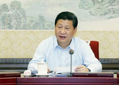 习近平主持中央政治局会议