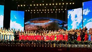 39国艺术家齐聚草原