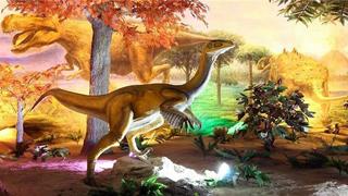 繁星丨跟孩子们一起重返恐龙王国