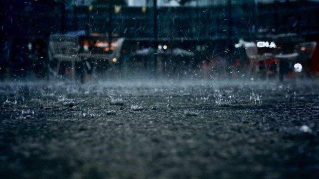 黑辽局地暴雨