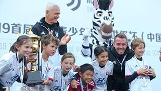 国际青少年世俱杯登陆上海