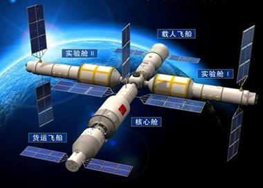 我国计划2022年前后建成空间站