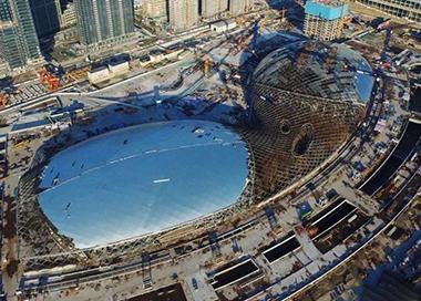 杭州亚运会在建场馆和设施项目全部复工