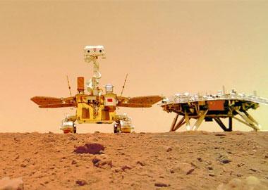 航天局公布火星探测计划
